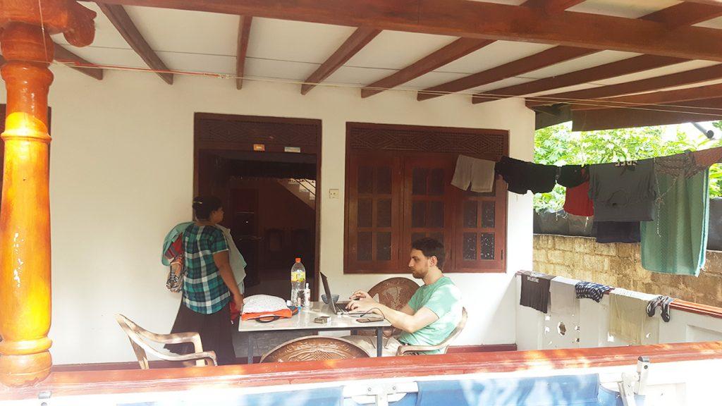 mirissa guesthouse
