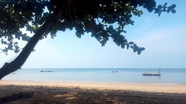 koh pu beach