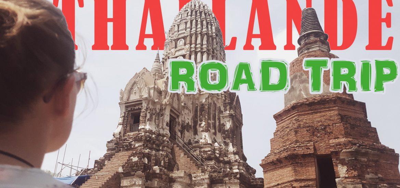 thailande road trip video
