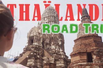 thailande road trip video