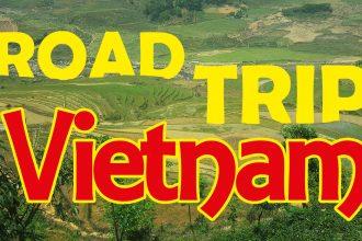 road trip vietnam nord