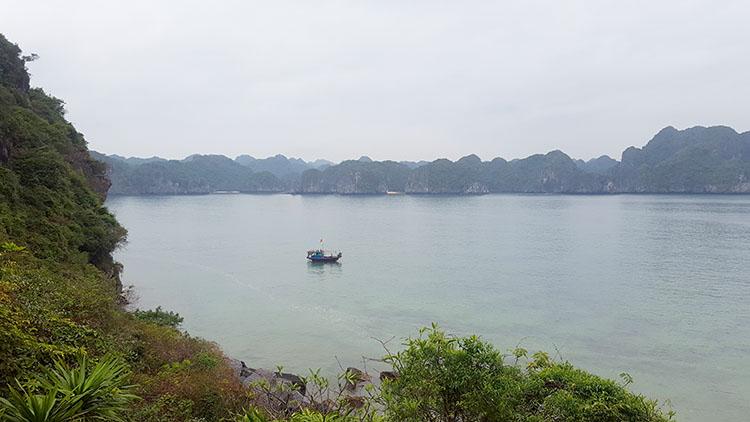 monkey island view