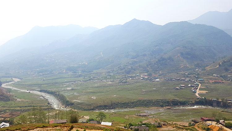 sapa mountains