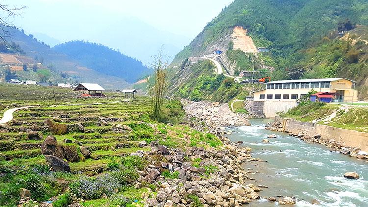 sapa river